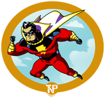 Captain Marvels by tnperkins