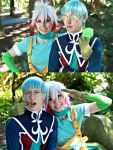 Tales of Graces- Hubert and Pascal by twinfools