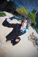 PMX2011 - Black Butler by MikeRollerson