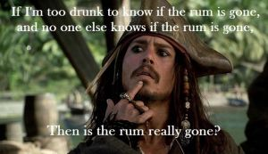 Curious Jack Sparrow by ImaDoctor96