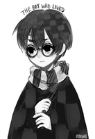 Harry Potter by onisuu