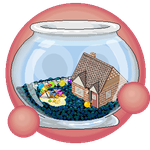 Living In A Fishbowl by a-kid-at-heart