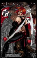 Bloodrayne by Justice41 by gypsyleo
