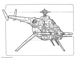 Helicopters n Gunships 2 by GH0STMUTT