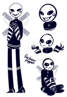 The Marionette by AnimatronicBunny