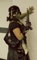 Steampunk Me by Tokyo-Trends