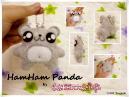 Panda HamHam... by SongAhIn