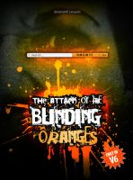 Orange Horror Dx by mauricioestrella
