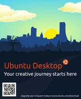 Two Word Ubuntu by doctormo