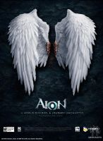Aion - White Wings by meduzarts