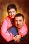couple Portrait by kirina66