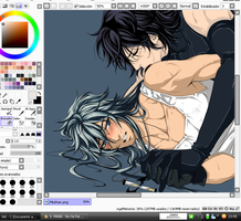 WIP - I can't wait anymore by Tabe-chan