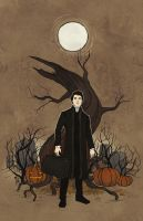 Ichabod Crane by LauraTolton