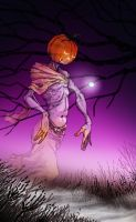 the Gourd and the Glowbug by wyrmfed