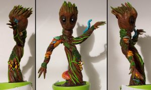I am Groot by RetardedDogProductns