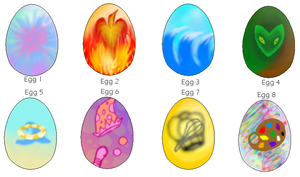 Shugo Chara Egg Adopts CLOSED by angelofcryinghearts