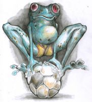 Frogball by Velbette
