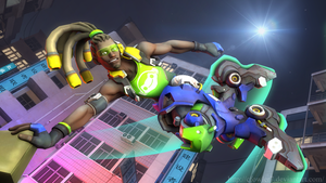 Overwatch - Lucio by cfowler7