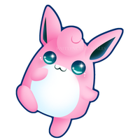 Wigglytuff by Clinkorz