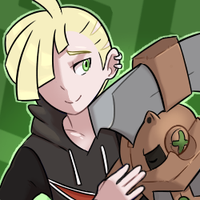 Gladion and Type: Null