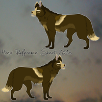 .: Hansi Reference Sheet 2015 :. by MorningAfterWolf