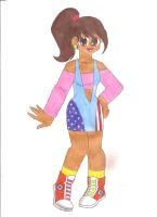 All American Girl by animequeen20012003