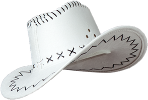 Cowboy Hat Stock by pixelmixtur-stocks