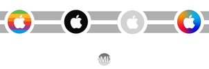 Apple Logo by iTomix
