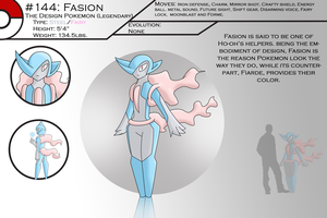 #144: Fasion (Legendary) by Saronicle