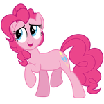 Pinkie Pie Pretty Please by Reginault