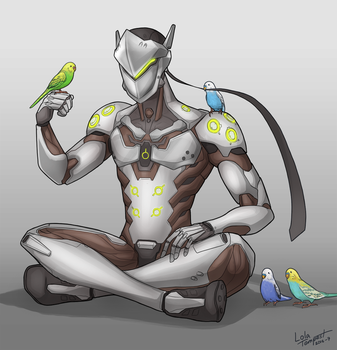 genji ft. birds by cynellis