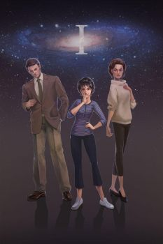 Doctor Who companions - I by Power-and-Chaos