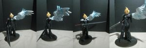 One Winged CLOUD Custom by neoarchangemon