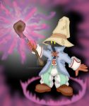Vivi the little black mage by Balder8472