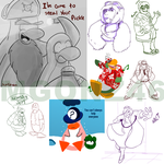 Tumblr Overview by Mgonz46