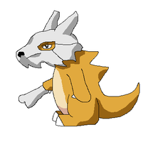 Cubone by Krypt-x