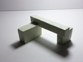 Rectilinear Volumes Model 2 Sketch by eprince08