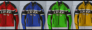 IJIEK Racing Jackets by RedDevil00