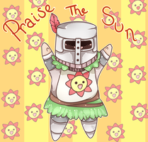 Praise The Sun! by Ambercatlucky2
