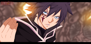 Fairy Tail 365 Jellal - Bring it On!! by kvequiso