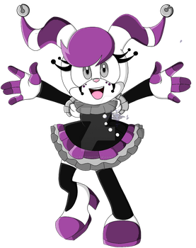 Bells The Bunny Sonic X Style by ViscerotonicTSF