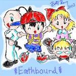 Earthbound.. O_O by BettyKwong