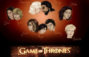 Game of Thrones by Paakil