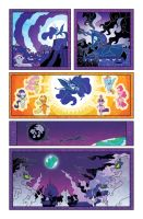 My Little Pony Issue 5 Page 17 by angieness