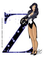 Z is for Zatanna by Inspector97