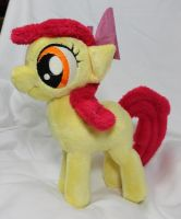 Apple Bloom Plush by Cryptic-Enigma