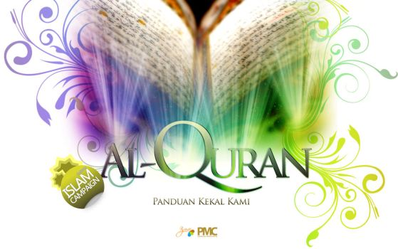 Al-Quran by zestlad85