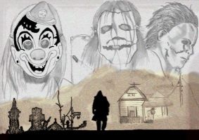 The Life and Crimes of M Myers by Logan-KMFDM