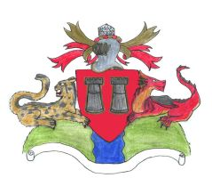 Arms of Grand Duke of Lower NY by ayellowbirds