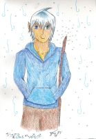 Jimmy Evans as Jack Frost by GracefulDawn